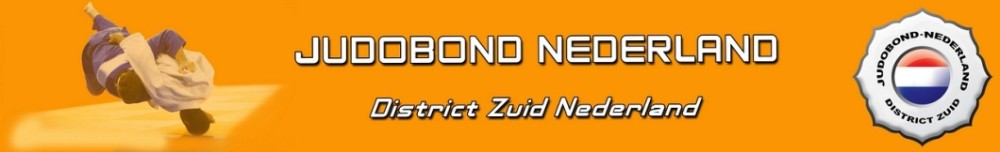 Judo Bond Nederland District ZN